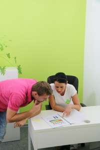 Poradci se radí o klientovi